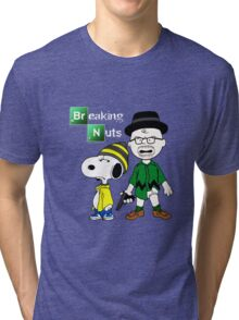 Breaking Nuts Tri-blend T-Shirt