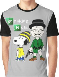 Breaking Nuts Graphic T-Shirt