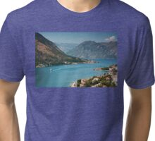 Bay Of Kotor Tri-blend T-Shirt