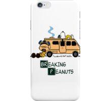 Breaking Peanuts iPhone Case/Skin