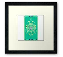 Tarot (Single) Framed Print