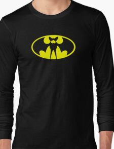 Zubat Pokemon Batman Long Sleeve T-Shirt