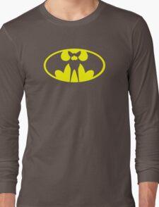 Zubat Pokemon Batman Long Sleeve T-Shirt