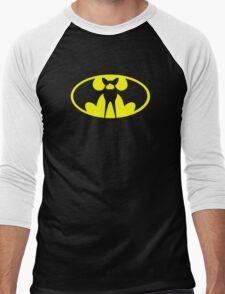 Zubat Pokemon Batman Men's Baseball ¾ T-Shirt