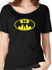 Zubat Pokemon Batman Women's Relaxed Fit T-Shirt