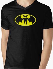 Zubat Pokemon Batman Mens V-Neck T-Shirt