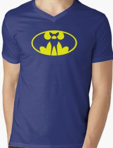 Zubat Pokemon Batman Mens V-Neck T-Shirt