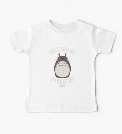 College of Forestry Baby Tee