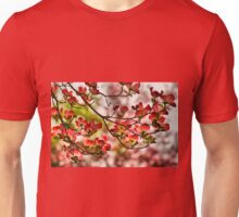 Dogwood Blossoms Unisex T-Shirt