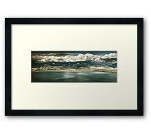 Lakeview Framed Print