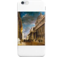 James Holland - Greenwich Hospital iPhone Case/Skin