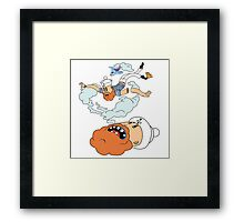 Sailor's dream Framed Print