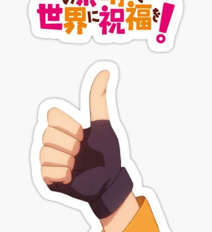 KonoSuba, Megumin Sticker