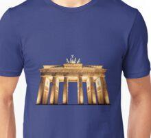 Brandenburg Gate, Berlin Unisex T-Shirt