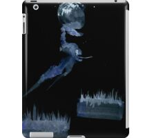 0046 - Brush and Ink - The Bones Between iPad Case/Skin