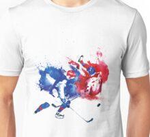 Hockey Battle Unisex T-Shirt