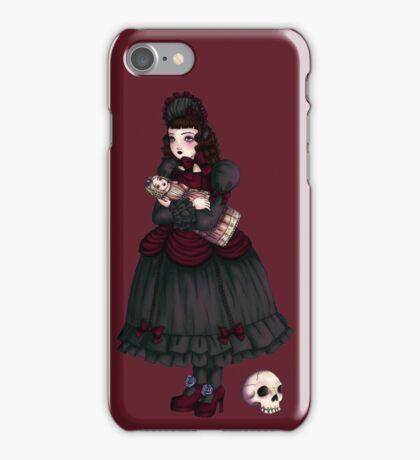 Gothic Lolita Dolls iPhone Case/Skin