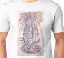 Charola. Convento de Cristo. Tomar. Unisex T-Shirt