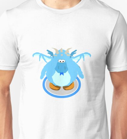 Club Penguin Avatar (For Losers) Unisex T-Shirt