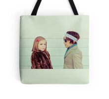 Margot & Richie Tenenbaum Tote Bag