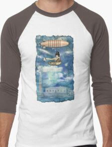 Lullaby ( song of the Universe ) Men's Baseball ¾ T-Shirt