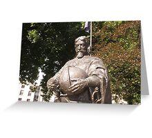 Abel Tasman Monument Greeting Card