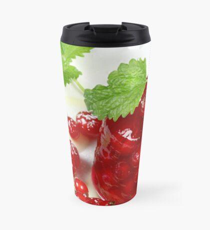 Red Currants Travel Mug
