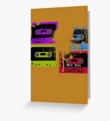 Tape Greeting Card
