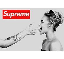 Supreme Shot Photographic Print