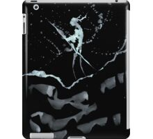 0049 - Brush and Ink - The Guard iPad Case/Skin