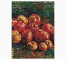 1887-Vincent van Gogh-Apples-46x61,5 One Piece - Short Sleeve