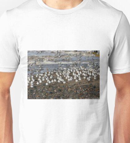 WERE HERE TOO Unisex T-Shirt