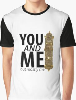 You And Me But Mostly Me- Book Of Mormon Graphic T-Shirt