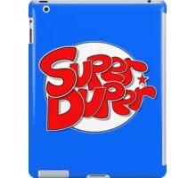 SUPER DUPER! iPad Case/Skin