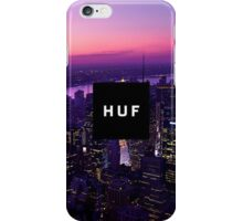 HUF WorldWide City Night iPhone Case/Skin