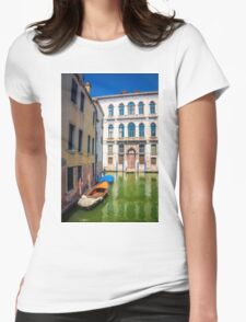 Venice,Italy Womens Fitted T-Shirt