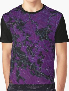 New York NY Mallory 130423 1957 24000 Inverted Graphic T-Shirt