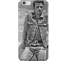 Chris Colfer iPhone Case/Skin