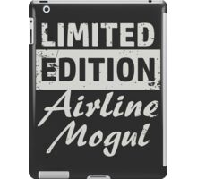 Limited Edition Airline Mogul iPad Case/Skin