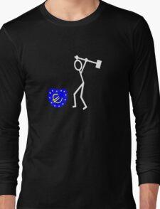 Bash the EU ukip Long Sleeve T-Shirt