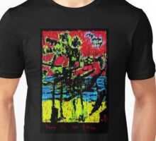 Hanging Out with Rockstars Unisex T-Shirt