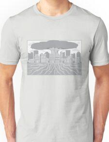 Minimalist Suburb Unisex T-Shirt