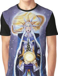 Saturn Queen Graphic T-Shirt