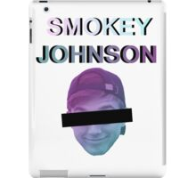 Smokey Johnson iPad Case/Skin