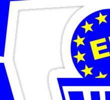 Europe Sticker