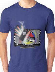 Spooky TV Unisex T-Shirt