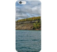 Picturesque Pictured Rocks iPhone Case/Skin