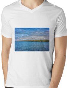 Grand Harbor Tour Mens V-Neck T-Shirt