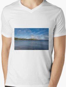 The South Shore Of Lake Superior By Munising Mens V-Neck T-Shirt
