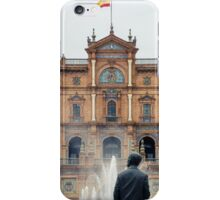 Plaza de Espana - Details from Seville iPhone Case/Skin